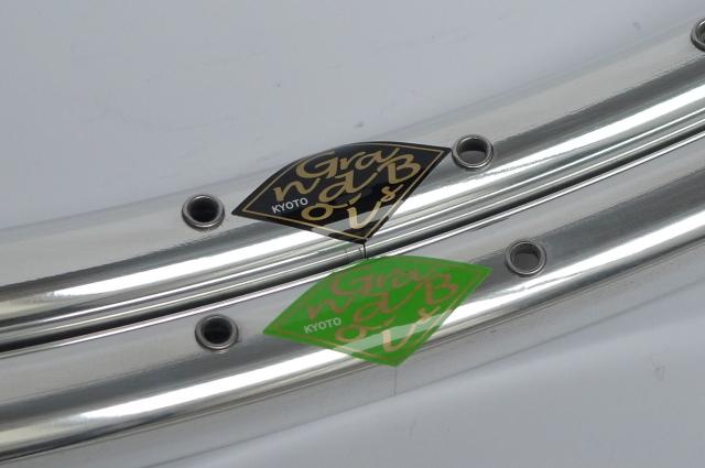 グランボア リム パピヨン 650B  32H/36H
